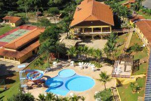 hotel fazenda saint nicolas águas de lindoia vista aérea