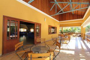 hotel fazenda saint nicolas águas de lindoia varanda do salão de jogos