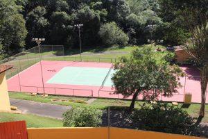hotel fazenda saint nicolas águas de lindoia quadra de tênis