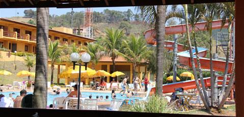 hotel fazenda saint nicolas, águas de lindoia, foto piscina verão